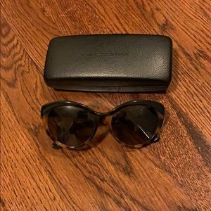 David Yurman brown sunglasses